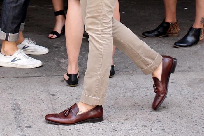 Cách chọn giày nam phù hợp với từng dáng người