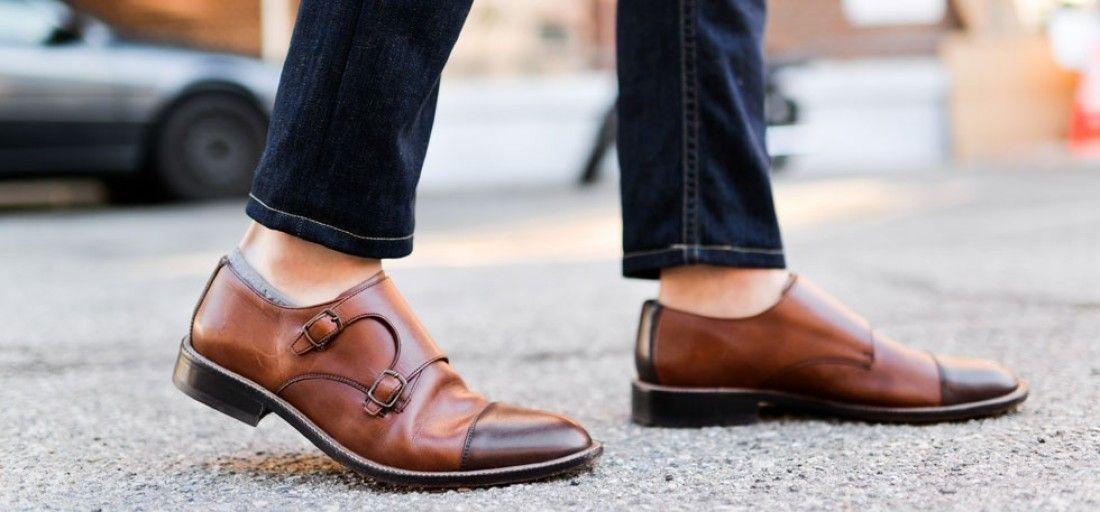 Chất liệu da bê làm nên đôi giày da cao cấp
