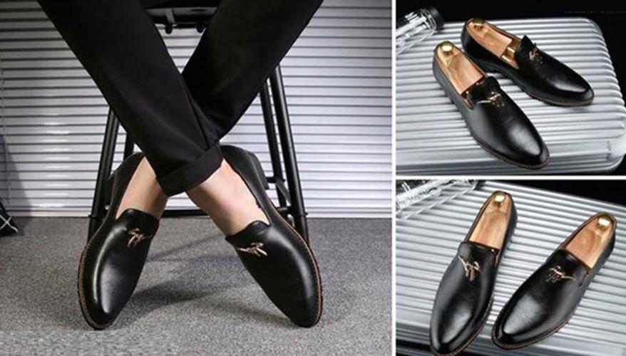 Giày Slippers nam