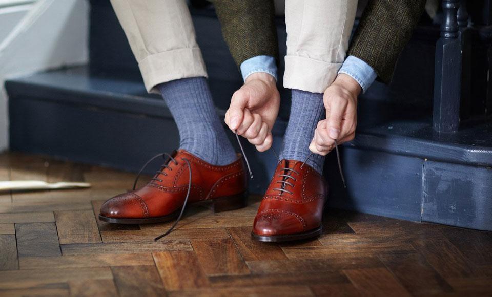 Giày hợp hoàn cảnh đúng mục đích là đôi giày chất lượng
